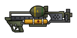 MIRV, one of the best weapons in Fallout Shelter