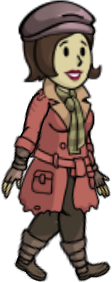 Piper, one of the best legendary dwellers in Fallout Shelter