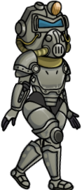 Star Paladin Cross, one of the best legendary dwellers in Fallout Shelter