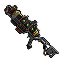 Dragon's Maw, one of the best weapons in Fallout Shelter