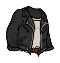 Death's Jacket, one of the best outfits in Fallout Shelter