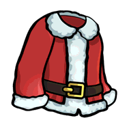 Original Santa Suit, one of the best outfits in Fallout Shelter