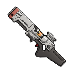 Virgil's Rifle, one of the best weapons in Fallout Shelter