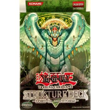 Lord of the Storm, one of the worst Structure Decks in Yugioh
