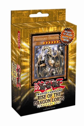 Rise of the Dragon Lords, one of the worst Structure Decks in Yugioh