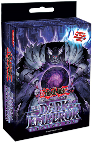 The Dark Emperor, one of the worst Structure Decks in Yugioh