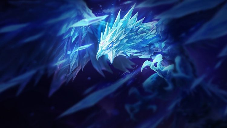 Anivia, one of the most fun Mages in League of Legends