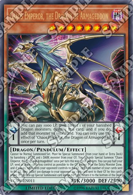 Chaos Emperor Dragon Retrain