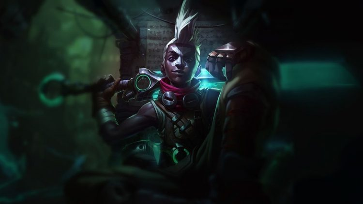 Ekko, one of the most fun assassins in League of Legends