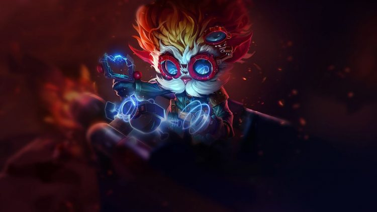 Heimerdinger, one of the most fun Mages in League of Legends