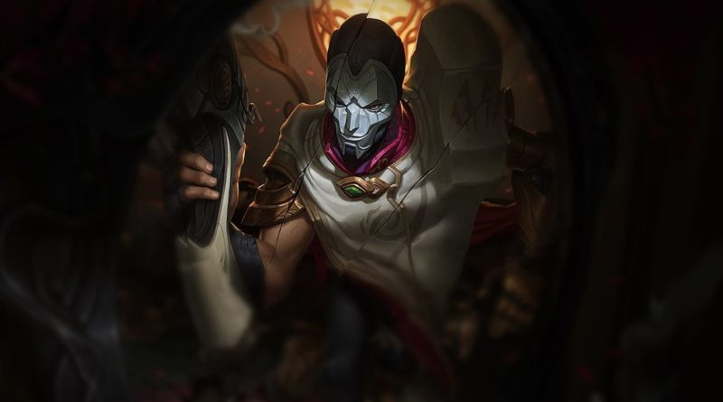 Jhin, one of the most fun AD Carries in League of Legends