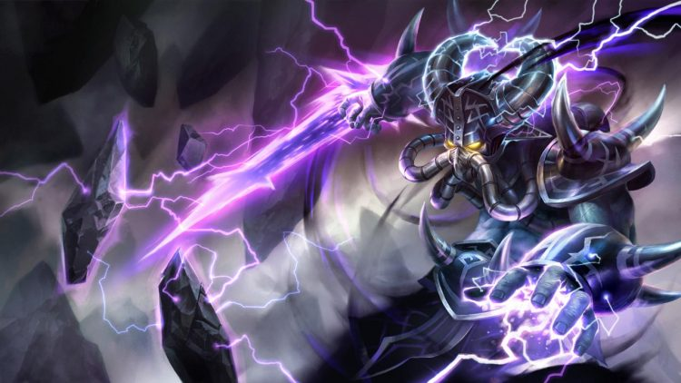 Kassadin, one of the most fun assassins in League of Legends