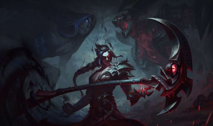 Kayn, one of the most fun assassins in League of Legends