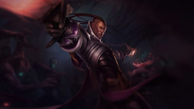 Lucian, one of the most fun AD Carries in League of Legends