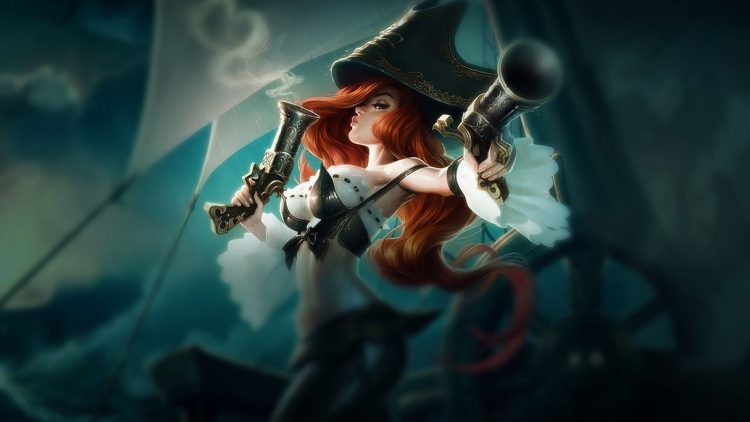 Miss Fortune, one of the most fun AD Carries in League of Legends