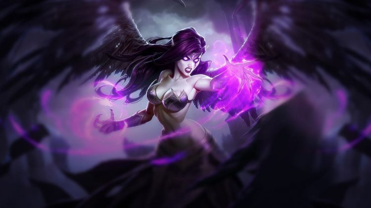 Morgana, one of the most fun Supports in League of Legends