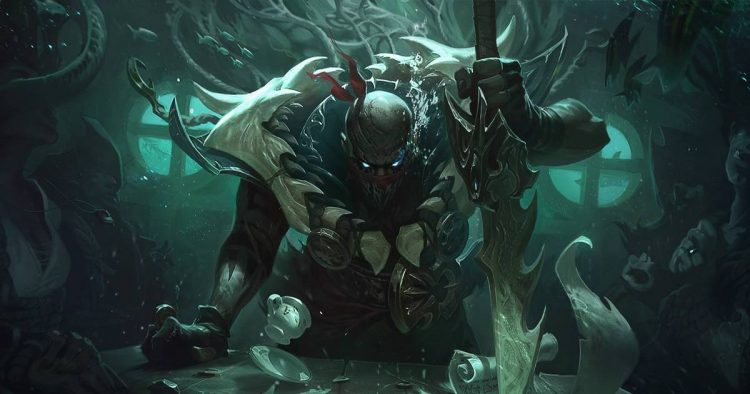 Pyke, the most fun support in League of Legends