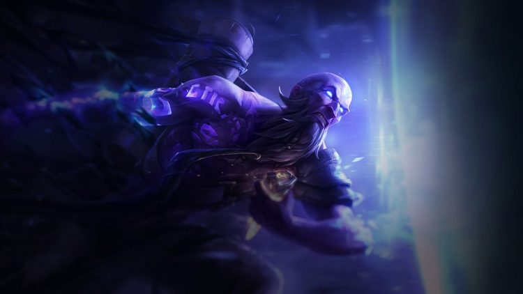 Ryze, one of the most fun Mages in League of Legends