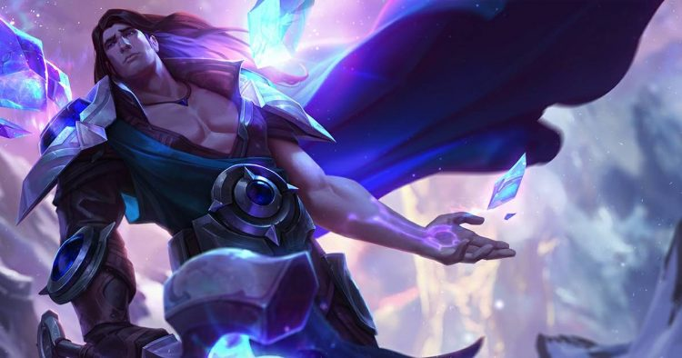 Taric, one of the most fun Supports in League of Legends