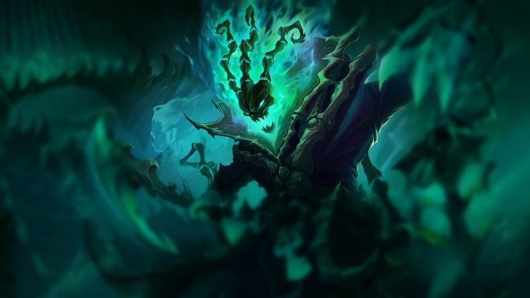 Thresh, one of the most fun Supports in League of Legends