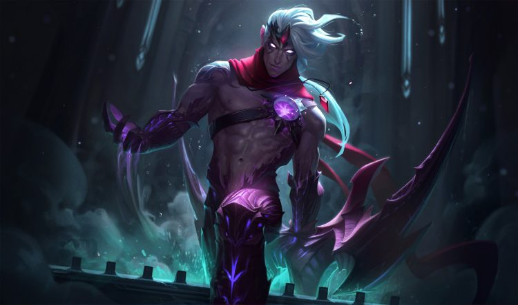 Varus, one of the most fun AD Carries in League of Legends