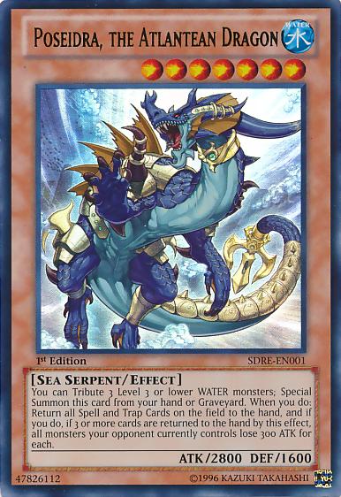 Atlantean Mermails, the best sea-serpent archetype in Yugioh