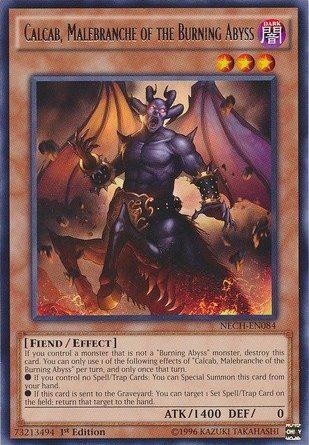 Burning Abyss, the best Dark Fiend archetype