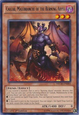 Burning Abyss, the best Dark Fiend archetype