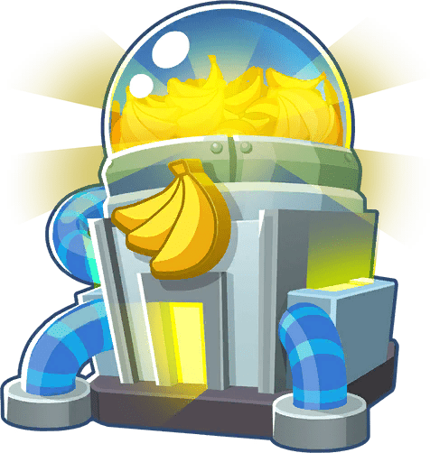 Banana Central, one of the most expensive upgrades in Bloons Tower Defense 6