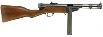 Suomi KP/-31, one of the best guns in Battlefield 5