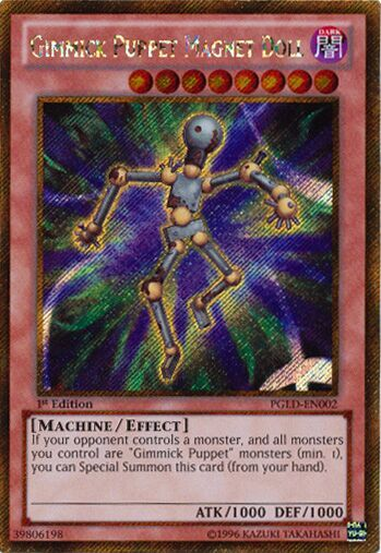 Gimmick Puppet, one of the least known archetypes in Yugioh