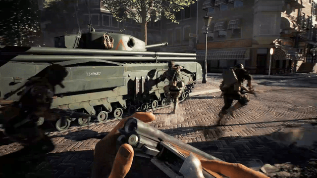 M30 Drilling, one of the best guns in Battlefield 5