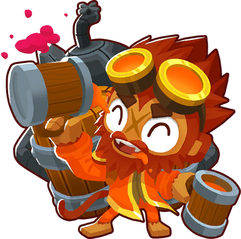 Permanent Brew, one of the most expensive upgrades in Bloons Tower Defense 6
