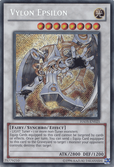 Vylon, one of the least known archetypes in Yugioh
