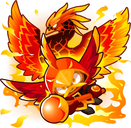 Wizard Lord Phoenix, one of the most expensive upgrades in Bloons Tower Defense 6