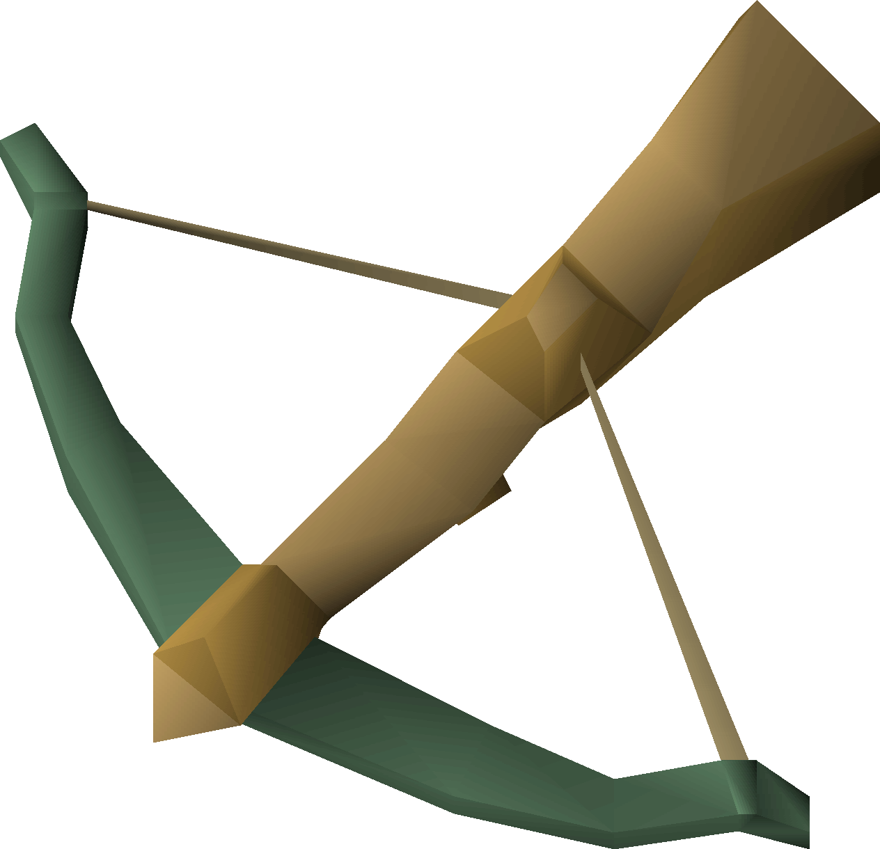 Adamant, one of the best crossbows in OldSchool Runescape