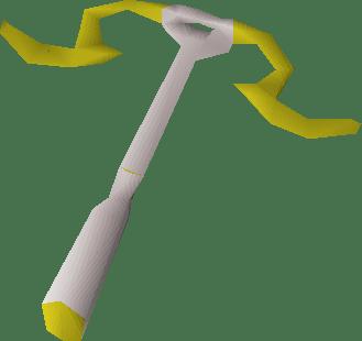 Armadyl, the best crossbow in OldSchool RuneScape!