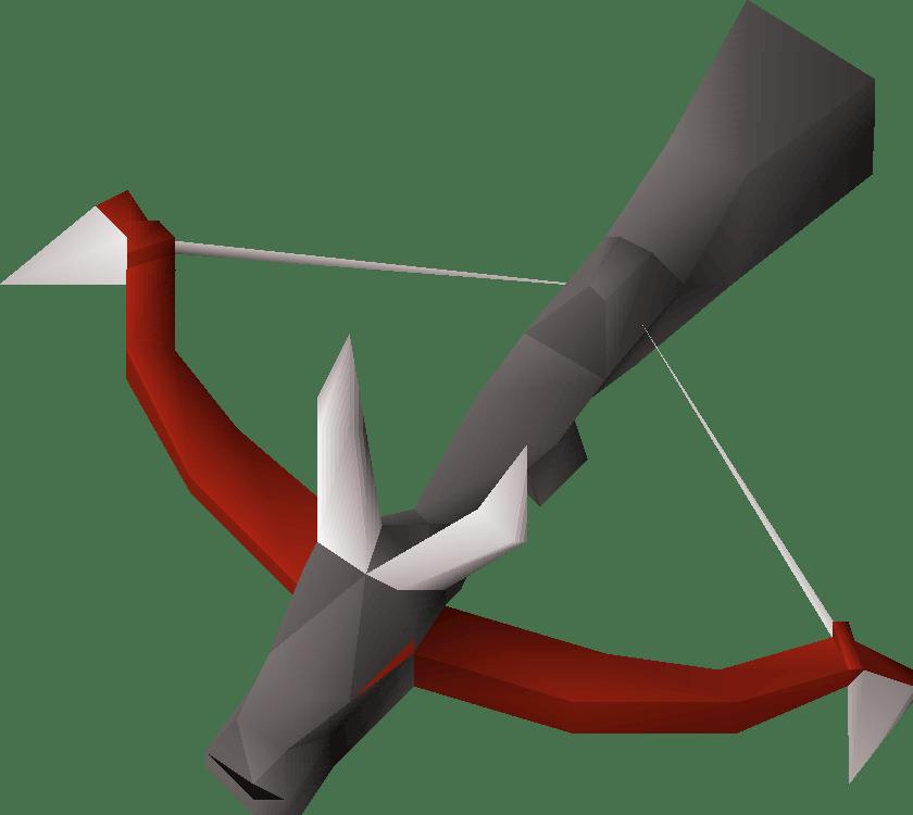 Dragon Hunter, one of the best crossbows in OldSchool Runescape