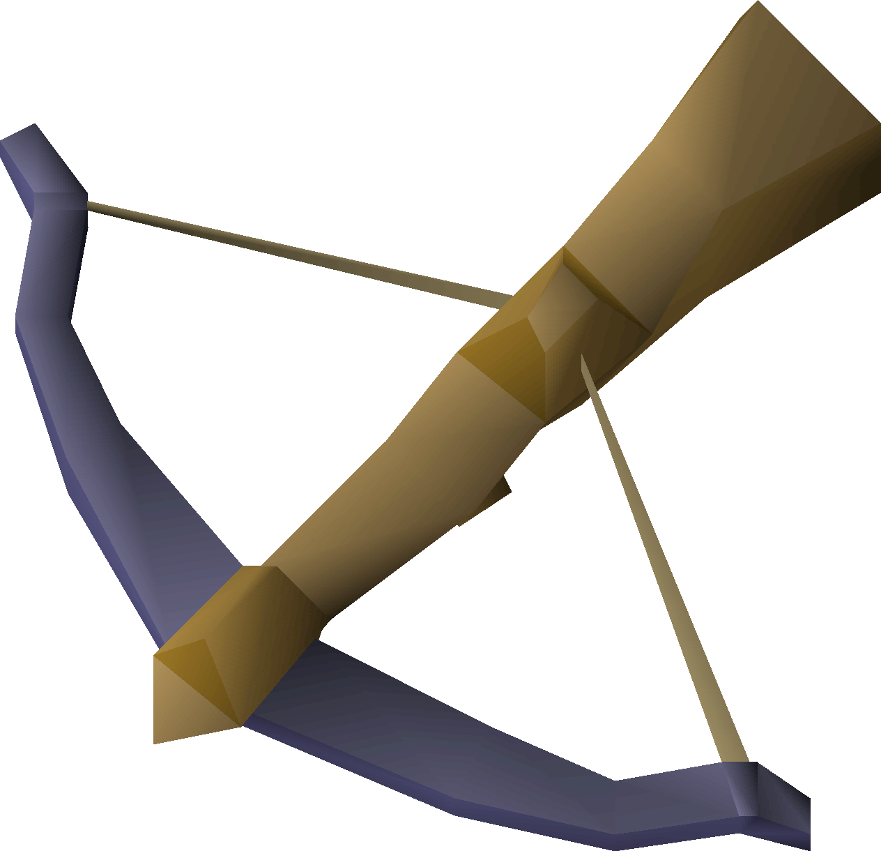 Mith, one of the best crossbows in OldSchool Runescape