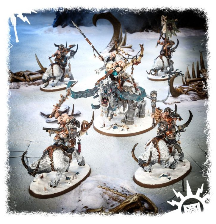 Beastclaw Raiders, one of the best Start Collecting boxes in Age of Sigmar