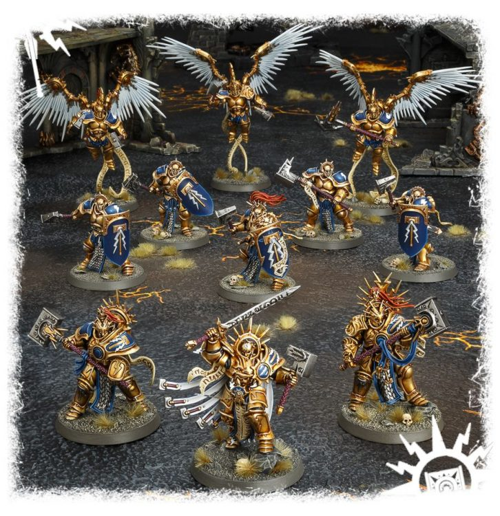 Stormcast Eternals, one of the best Start Collecting boxes in Age of Sigmar