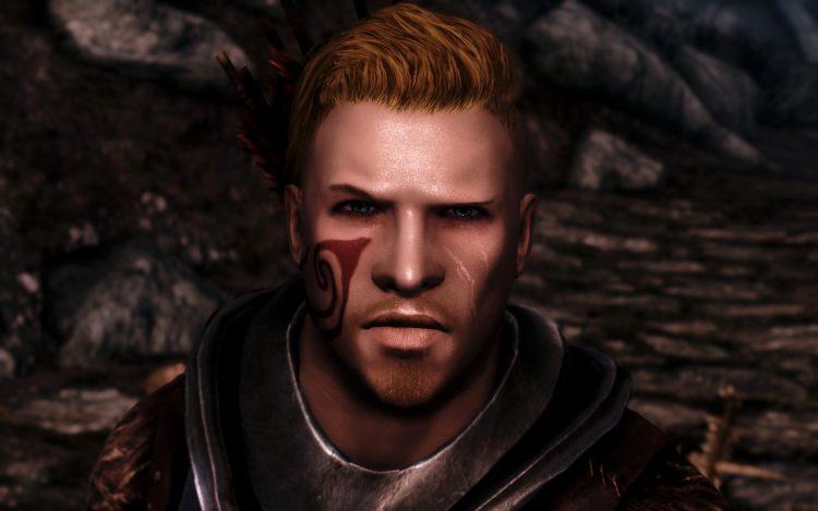 Argis the Bulwark, the best husband in Skyrim!