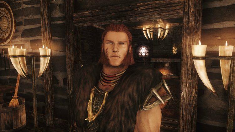Calder, one of the best husbands in Skyrim