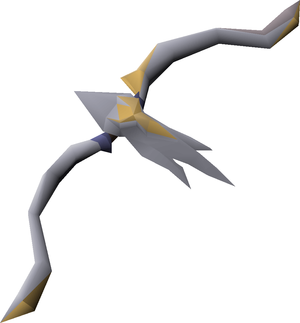 Craw's Bow, one of the best bows in Old School RuneScape