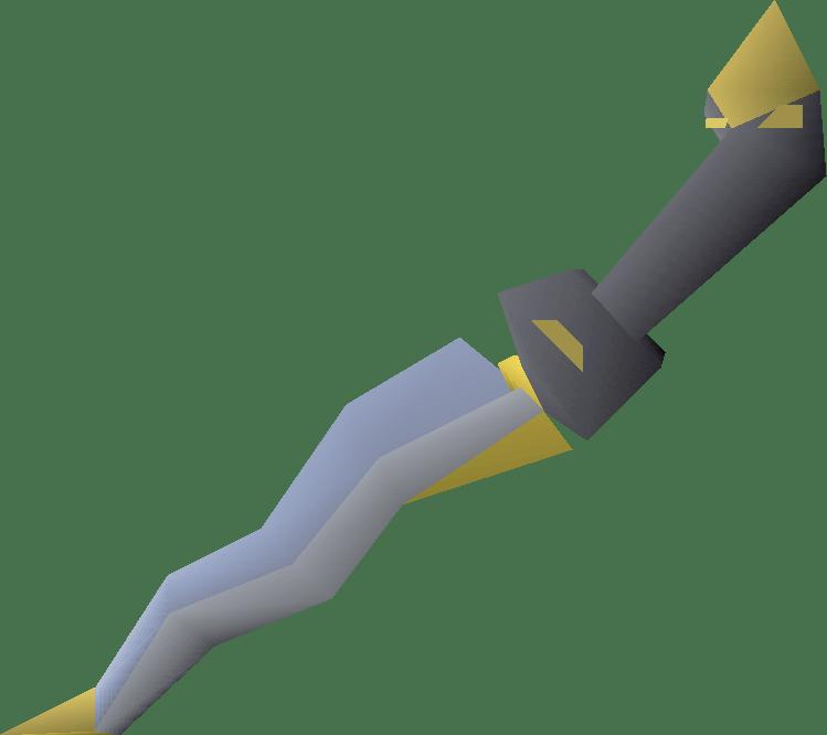 Keris, one of the best Daggers in Old School RuneScape