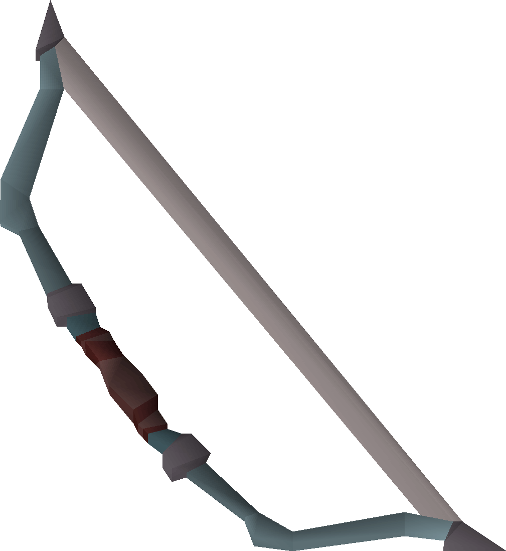 Magic Comp, one of the best bows in Old School RuneScape