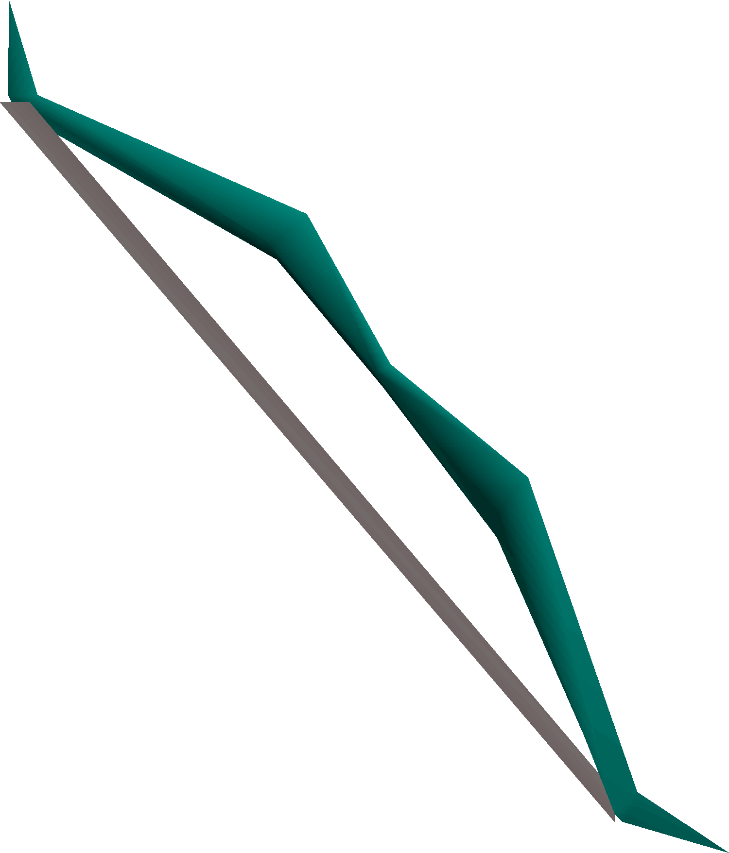 Magic Longbow, one of the best bows in Old School RuneScape