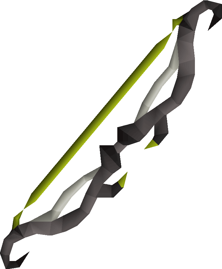 Twisted Bow, the best bow in Old School RuneScape!