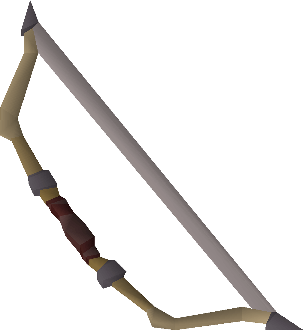 Yew Comp, one of the best bows in Old School RuneScape