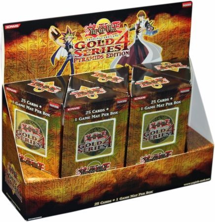 Gold Series, one of the best gifts in Yugioh